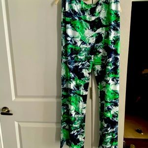 Marble Stretch Pants